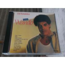 Cd - Wando Dor Romantica Coletanea Rarissima Som Livre 1988