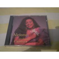 Cd - Alcione Profissao Cantora Album De 1995