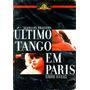 Último Tango Em Paris - Dvd Lacrado Em Edição Econômica
