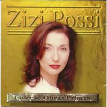 Cd Zizi Possi : Coleção Obras Primas - Frete Gratis