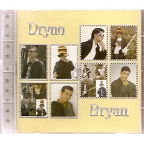 Cd Original - Dryno Bryan - Cariocas Sangue Bom