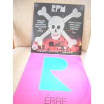 Rpm-radio Pirata Ao Vivo Rpm Com Encarte