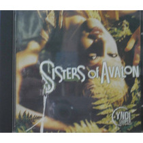 Cyndi Lauper Cd Sisters Of Avalon