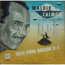 Lp- (039) Vários - Nacional - Waldir Calmon