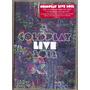 Dvd+ Cd Colplay - Live 2012 - Novo***