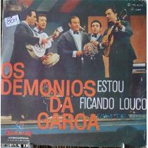 Demônios Da Garôa - Compacto Vinil Chantecler 1969