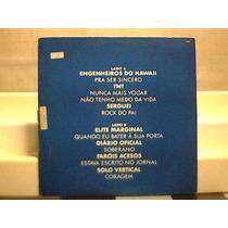 Engenheiros Do Hawaii Pra Ser Cincero Lp Single Rca 1991