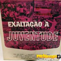 Va 1966 Exaltação À Juventude Lp Wanderley Cardoso