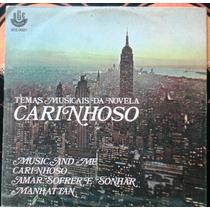 Temas Musicais Da Novela Carinhoso - Compacto Vinil Rge 1973