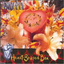 Nirvana - Heart Shaped Box - Cd Single (1993)