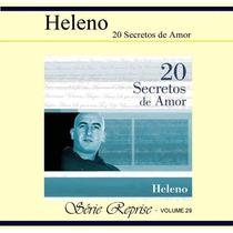 Cd Heleno-20 Secretos De Amor-remasterizado-latino-novo