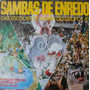 Sambas De Enredo Carnaval 87 Lp Escolas De Samba Grupo 1a