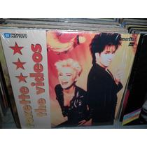 Laserdisc Roxette The Videos Frete 25,00 R$