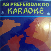 As Preferidas Do Karaoke Lp Coletanea