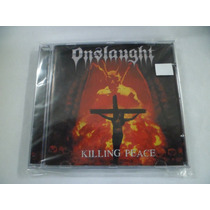 Cd Nacional - Onslaught - Killing Peace