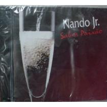 Cd Brega Nando Jr. - Lacrado - Frete Gratis
