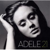 Cd Adele 21 =import= Novo Lacrado