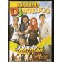 Dvd Forrozão Dj Maluco - A Banda Do Batidão - Novo***