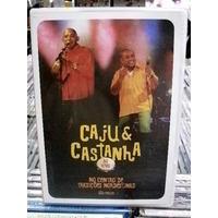 Caju E Castanha Ao Vivo Dvd Original Estado Impecável