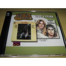 Cd Duplo Leno & Lilian : Volume 2 / Leno E Lilian / Novo!!!