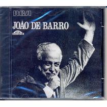 Cd João De Barro - Série Documento - 1972 - Lacrado