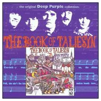 Cd Deep Purple Book Of Taliesyn [eua] Novo Lacrado