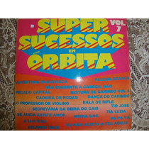 Vinil Super Sucessos Em Órbita Vol. 7
