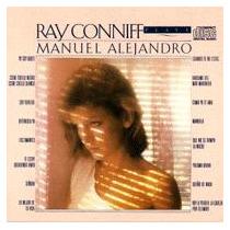 Ray Conniff - Lp Plays Manuel Alejandro (1989)