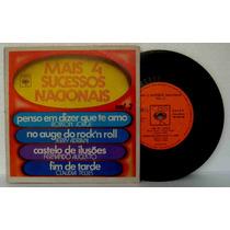 Mais 4 Sucessos Nacionais Vol. 2 Compacto Vinil Robson Jorge