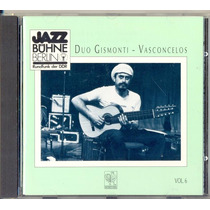 Cd Egberto Gismonti & Naná Vasconcelos - Duo - Ao Vivo 1984