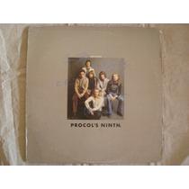 Procol Harum Procols Ninth Imp Lp Floyd Zeppelin Who Hendrix