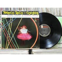 Lp Severino Araujo Orquestra Teleco Teco Em Cordas