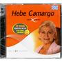 Cd Hebe Camargo Sem Limites Duplo - Novo Lacrado Raro