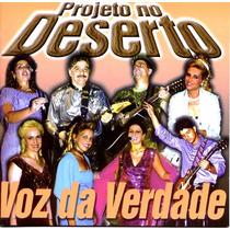 Playback Voz Da Verdade - Projeto No Deserto.