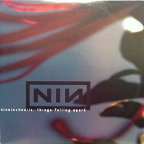 Cd Nine Inch Nails Things Falling Apart