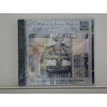 Cd - Orquestra Sinfonica Brasil.-reg.edoardo Guarnieri(festa
