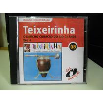 Cd Teixeirinha - O Gaúcho Coração Do Rio Grande Vol. 4