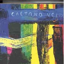 Cd Caetano Veloso Livro (1997) - Novo Lacrado Original