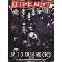 Slipknot Uptoournecks -dvd Raro Original Novo Lacrado
