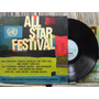 All Star Festival Doris Day Nat Kin Cole Bing Crosby Lp