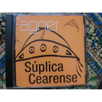 Cd Fagner - Single Promocional Suplica Cearense Epic/cbs