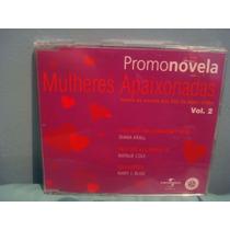 Mulheres Apaixonadas - Vol.2 - Cd Single Nacional