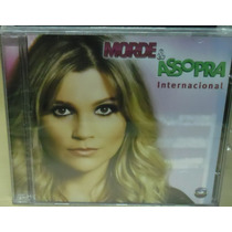 Novela Pop Rock Cd Morde & Assopra Internacional Lacrado