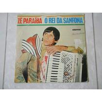 Lp Zé Paraíba: O Rei Da Sanfona