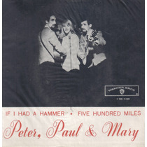 Compactos De Peter, Paul & Mary - Originais Dos Anos 60