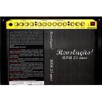 Box 4 Cd + Dvd Revolução Rpm 25 Anos