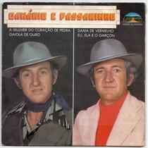 Canario E Passarinho-compacto-lp-vinil-gaiola De Ouro-mpb
