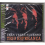 Cd - Trio Esperança - Trez Vezes Sucesso - Jovem Guarda