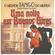 Cd Uma Noite Em Buenos Aires - Novo Lacrado***