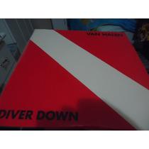 Lp - Van Halen - Diver Down - Importado - Com Encarte
